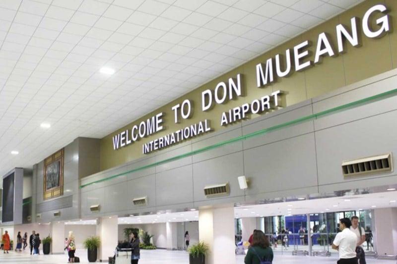 2020年3月コロナ対策タイ空港や入国審査・タニヤパッポン様子体験談取材