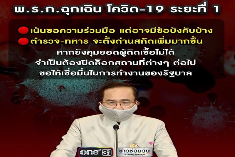 タイ政府コロナで非常事態宣言へ・タニヤ・パッポン通りの様子と情報
