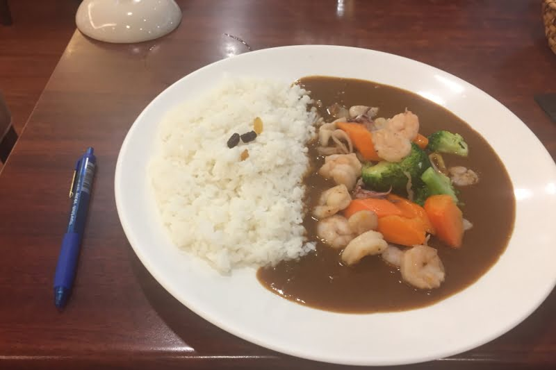 タニヤで日本のカレーライスがある店一覧・オムカレーや金沢カレーも