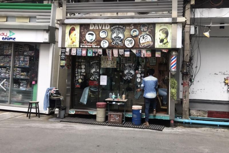 バンコク美容院床屋再開・タニヤのオープンしているヘアサロン一覧