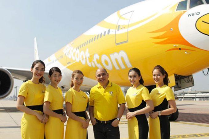 ノックエア会社更生手続へ運航は継続・タイの航空会社経営破綻3社目